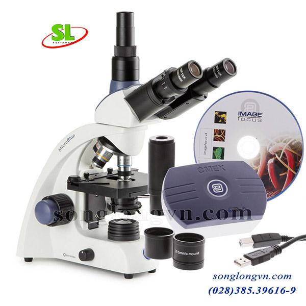 Kính hiển vi sinh học 3 măt mb1153 Euromex