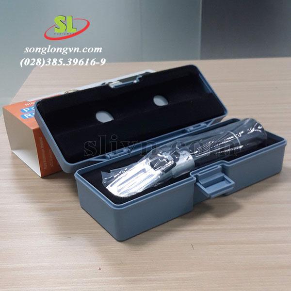 Khúc xạ kế đo độ mặn nước sli-28