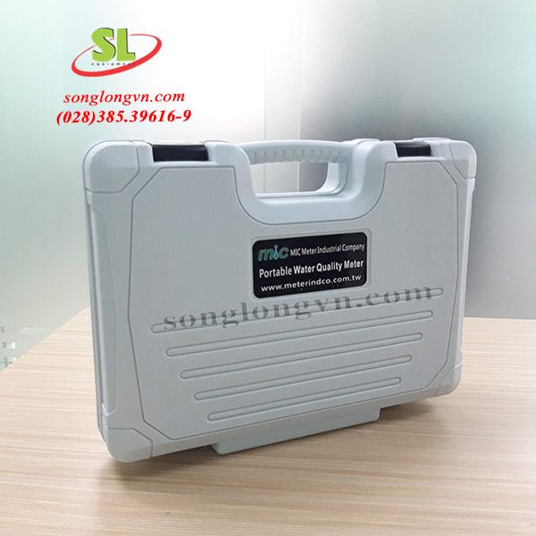 Máy đo pH/Oxy hòa tan/nhiệt độ cầm tay Model: 987A2-PD Xuất xứ: MIC – Đài Loan