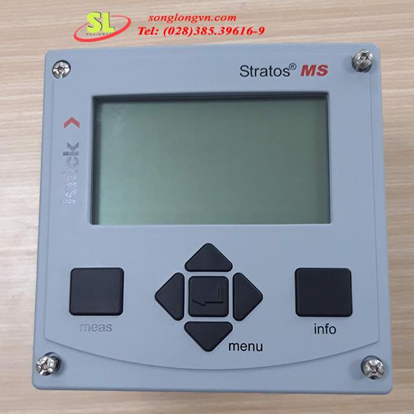 Thiết bị điều khiển ph/oxy hòa tan/ độ dẫn tự động a402n Knick chính hãng