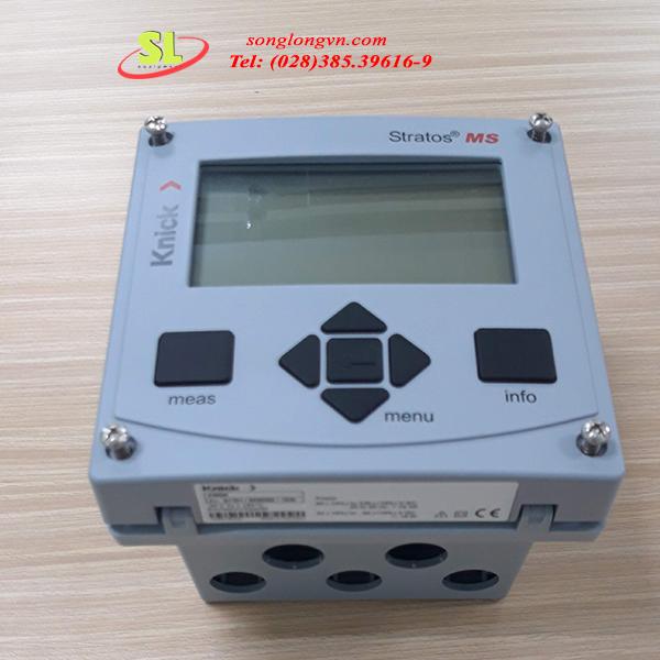 Thiết bị đo và kiểm soát độ ph/oxy hòa tan/độ dẫn điện