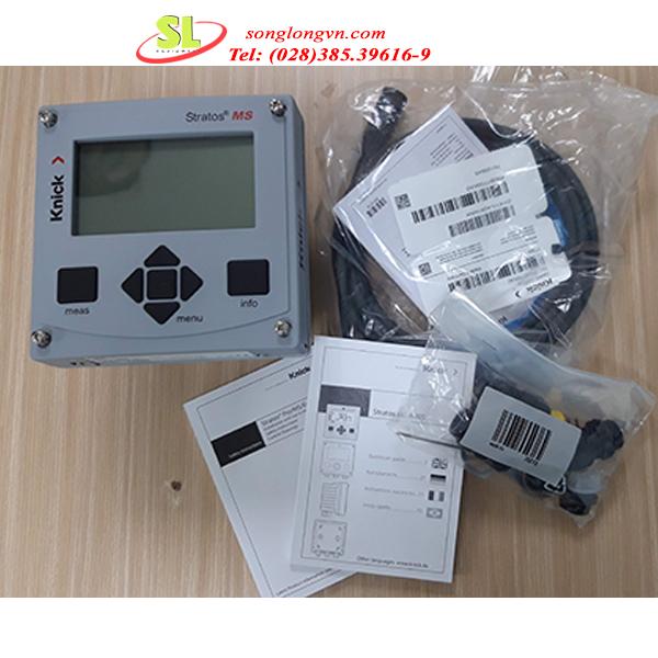 Thiết bị đo và kiểm soát pH/Oxy/độ dẫn tự động