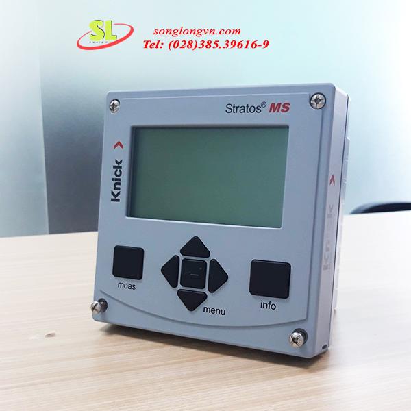 Thiết bị điều khiển ph/oxy/ độ dẫn tự động a402n Knick