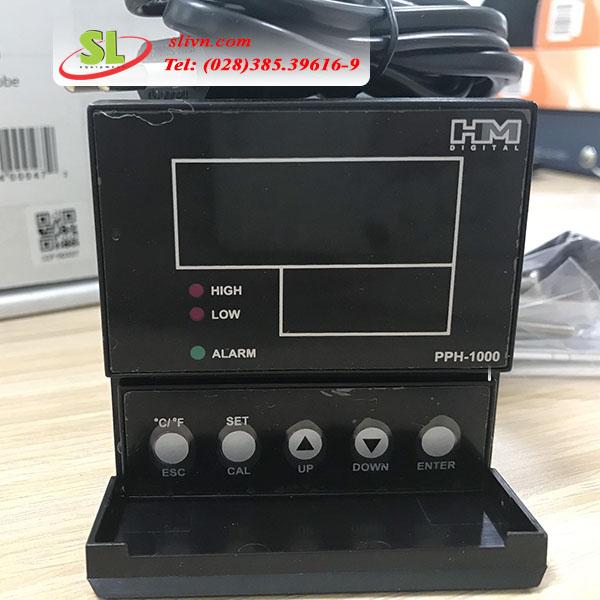 Thiết bị kiểm soát PH pph-1000