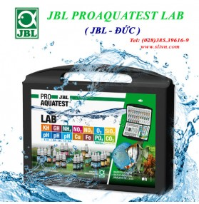 Test Kit Combo Vali 13 Chỉ Tiêu _ Test Proaquatest Lab JBL