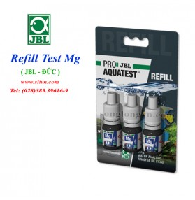 Refill test Mg/Ca JBL