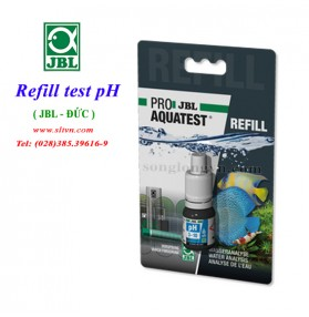 Refill test pH 3 -10 JBL